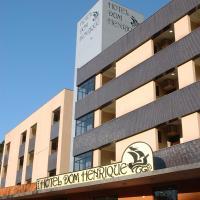 Hotel Dom Henrique, отель в городе Timóteo