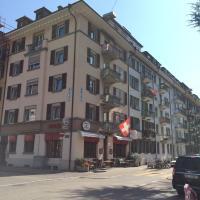 Hotel Artus, hotel in Biel