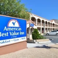 Americas Best Value Inn - Joshua Tree/Twentynine Palms, hotel in Twentynine Palms
