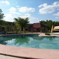 Hotel Debliz Xpujil, hotel in Chicanna