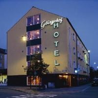 Hotel Göingehof, hotel in Hässleholm