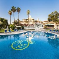 Globales Reina Cristina, hotel in Algeciras