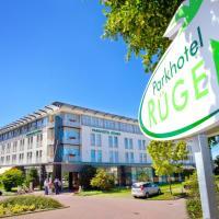Parkhotel Rügen, Hotel in Bergen auf Rügen