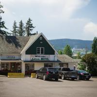 Lakeside Motel, hotel em Williams Lake