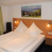 Hotel Post, hotel in Scheidegg