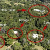 Cooroy Country Cottages, hotel em Cooroy