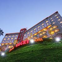 Grand Rocky Hotel Bukittinggi, hotel in Bukittinggi