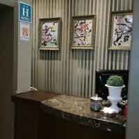 New Arapey Hotel, hotel en Montevideo