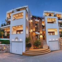 Panorama Apartments, hotel in Plomarion