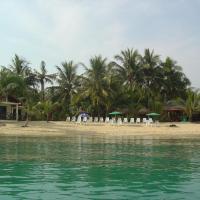 Moonhut Bungalows, hotel in Mae Nam