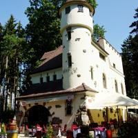 Rezidence Zámeček - Boutique Hotel, отель во Франтишкови-Лазне
