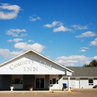 Country Club Inn, hotel em Lacombe
