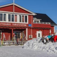Katterjokk Turiststation, hotel in Riksgränsen