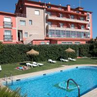 Hotel VIDA Playa Paxariñas, hotel en Portonovo