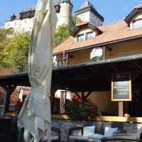U Královny Dagmar, Hotel in Karlštejn