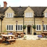 The Six Bells, hotel in Bourne