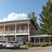 The Hotel Limpia, hotel in Fort Davis