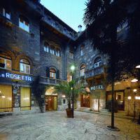 Hotel La Rosetta, hotel a Perugia