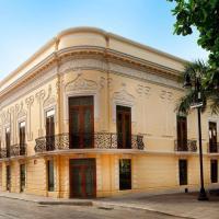 Mansión Mérida Hotel - Restaurant