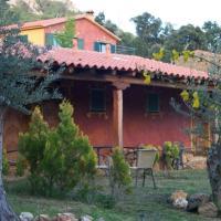 Apartamentos Rurales Candela, hotel in Cañamero