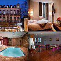 Alti Hôtel, hôtel à Luchon