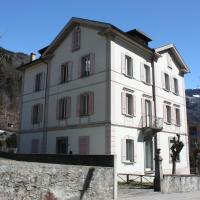 Villa Caterina 1908, hotel a Faido