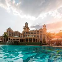 The Palace of the Lost City at Sun City Resort, hotel in Sun City