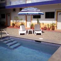 Hotel Sarabi, hotel in Barra de Navidad