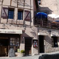 Auberge Saint Jacques, hotel in Conques