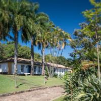 Hospedaria Fazenda Águas Claras, hotel em Lindoia