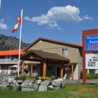 Western Traveller Motel, hotel em Grand Forks