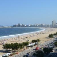 Hotel Rio Lancaster, hotell sihtkohas Rio de Janeiro