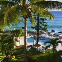 Blue Orchids Beach Hotel, отель в Бриджтауне