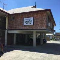 The Mullum Motel, hotel em Mullumbimby