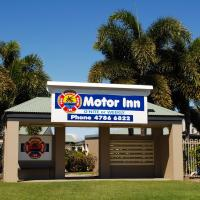 Port Denison Motor Inn, hotel in Bowen