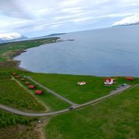 Ytri Vík, hótel á Stærri-Árskóg