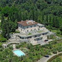 Villa la Borghetta Spa Resort, hotell i Figline Valdarno