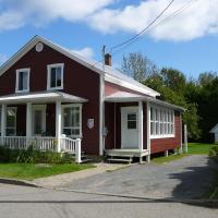 La Maison Clarence, hotel em Baie-Saint-Paul