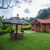 Swiss Farm Cottage, hotel in Lushoto