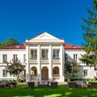 Pałac Zegrzyński – hotel w Zegrzu