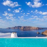 Katikies Santorini - The Leading Hotels Of The World, hotel in Oia