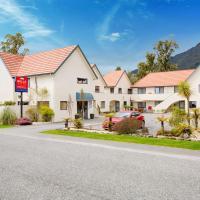 Bella Vista Motel Franz Josef Glacier, hotel in Franz Josef