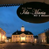 Old Town B&B Ida-Maria, hotelli Porvoossa