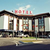 Hotel Lusitano, hotel in Vilar Formoso