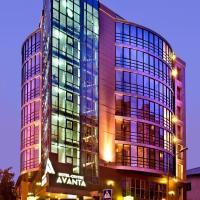 Отель-центр АВАНТА, отель в Новосибирске