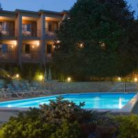 Hotel Villa Pax, hotel Balatonalmádin