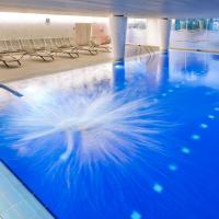 AQUA Hotel Onabrava & Spa 4*Sup, hotel in Santa Susanna