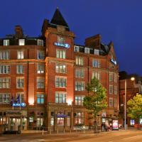 Hilton Nottingham Hotel, отель в Ноттингеме
