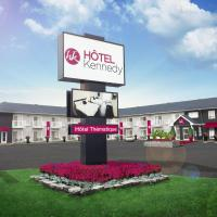 Hotel Kennedy, hotel em Lévis