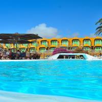Aparthotel la Piramide, hotel in Costa de Antigua